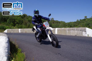 moto electricmotion etrek circuit